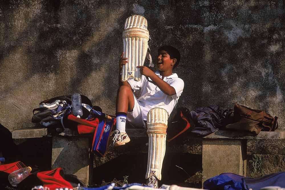 Kids Cricket fine art photography