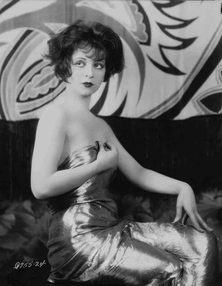 Clara Bow fine art photography