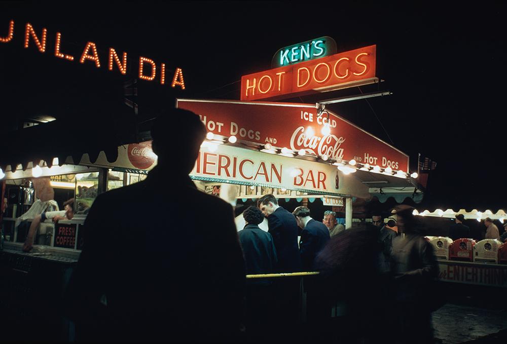 Ken's Hot Dogs fine art photography
