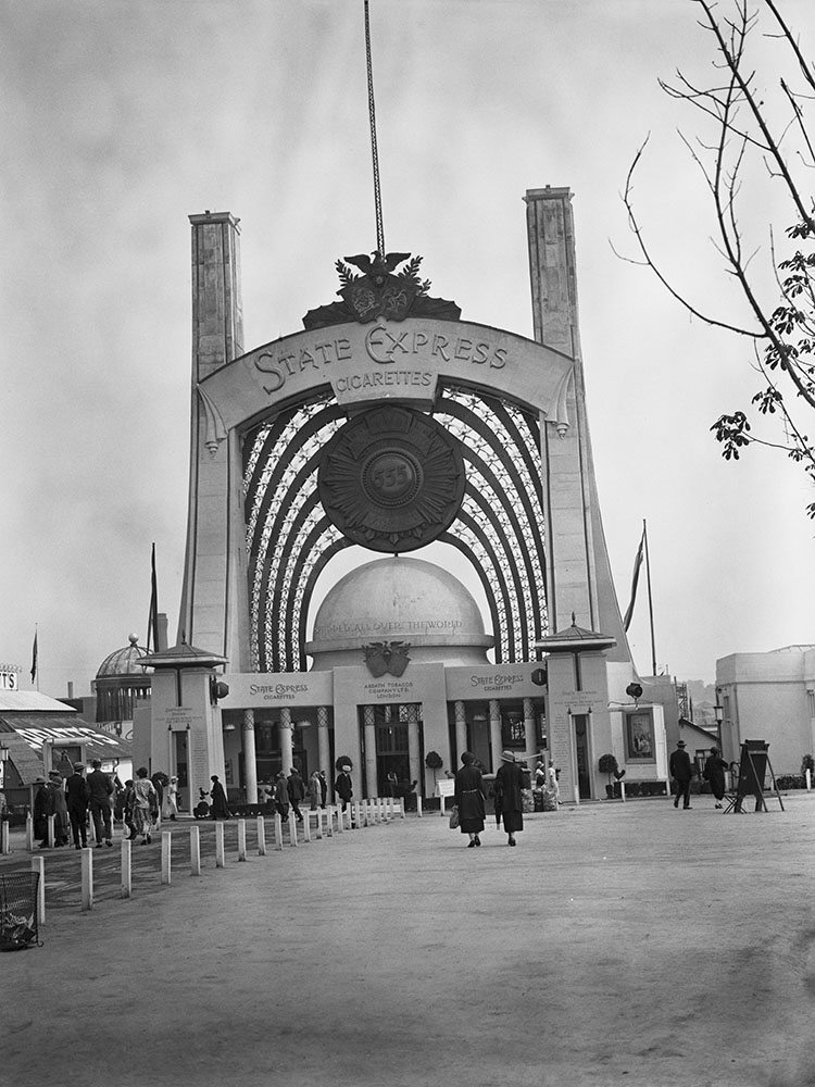 British Empire Exhibition fine art photography