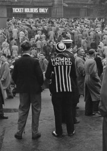 Newcastle Supporters At Wembley