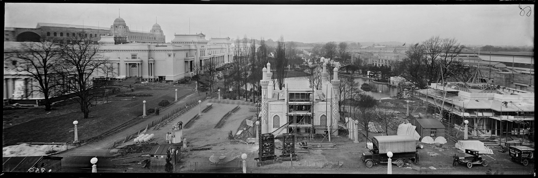 British Empire Exhibition Site fine art photography