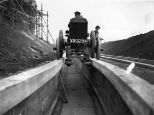 A Railway Tractor