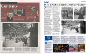 Private: The Ages of Wembley Exhibition Press Coverage
