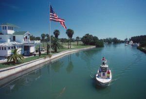 Canal In Boca Grande