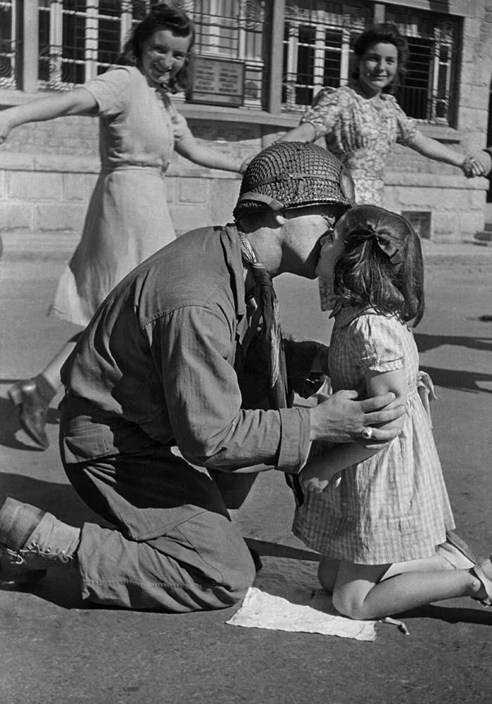 Kiss of Liberation fine art photography