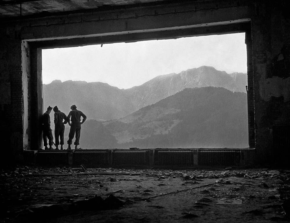 The Hitler's Window fine art photography