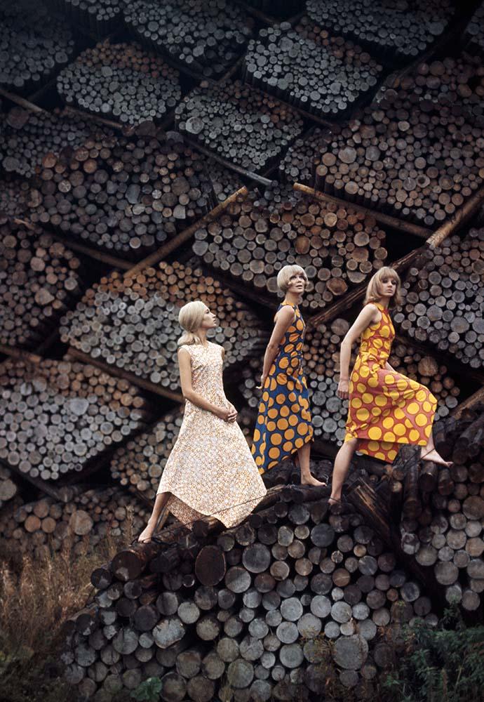 Marimekko Fashion fine art photography
