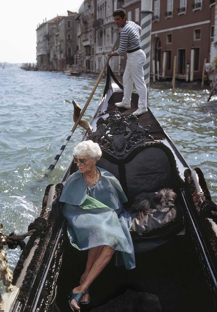 Peggy Guggenheim fine art photography