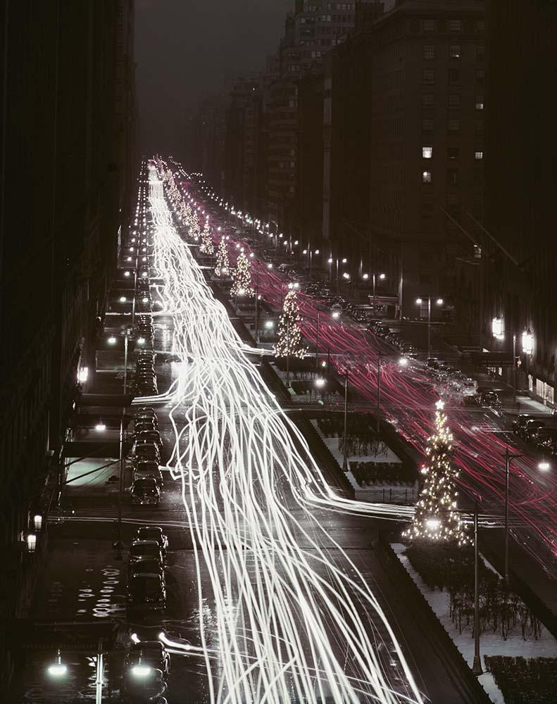 Christmas Traffic fine art photography