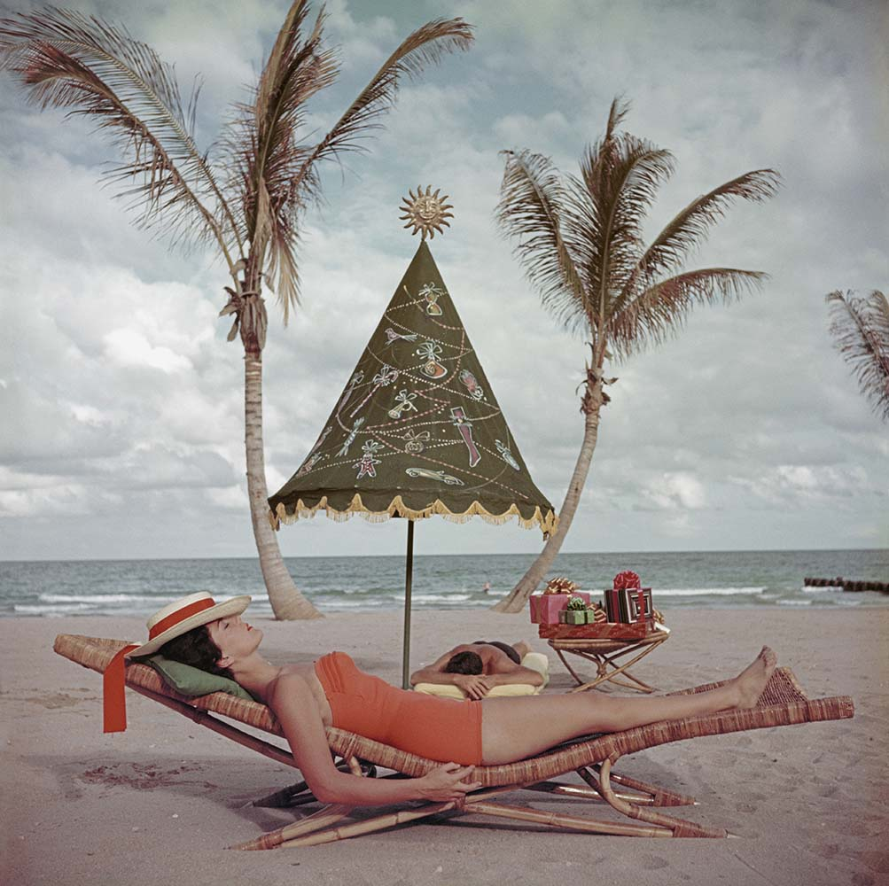 Palm Beach Idyll from Slim Aarons  –  2019 Releases fine art photography