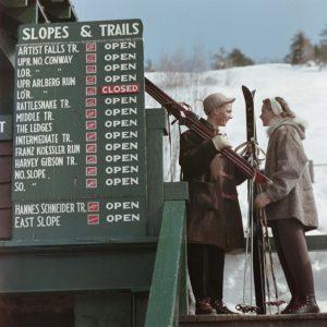 Slopes & Trails