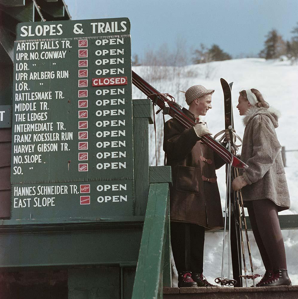 Slopes & Trails fine art photography