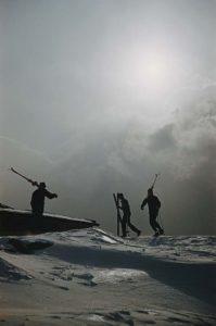 Cranmore Mountain Skiers