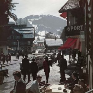 Gstaad Town Centre