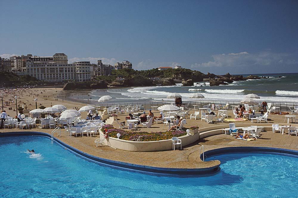 Hotel Du Palais Biarritz fine art photography