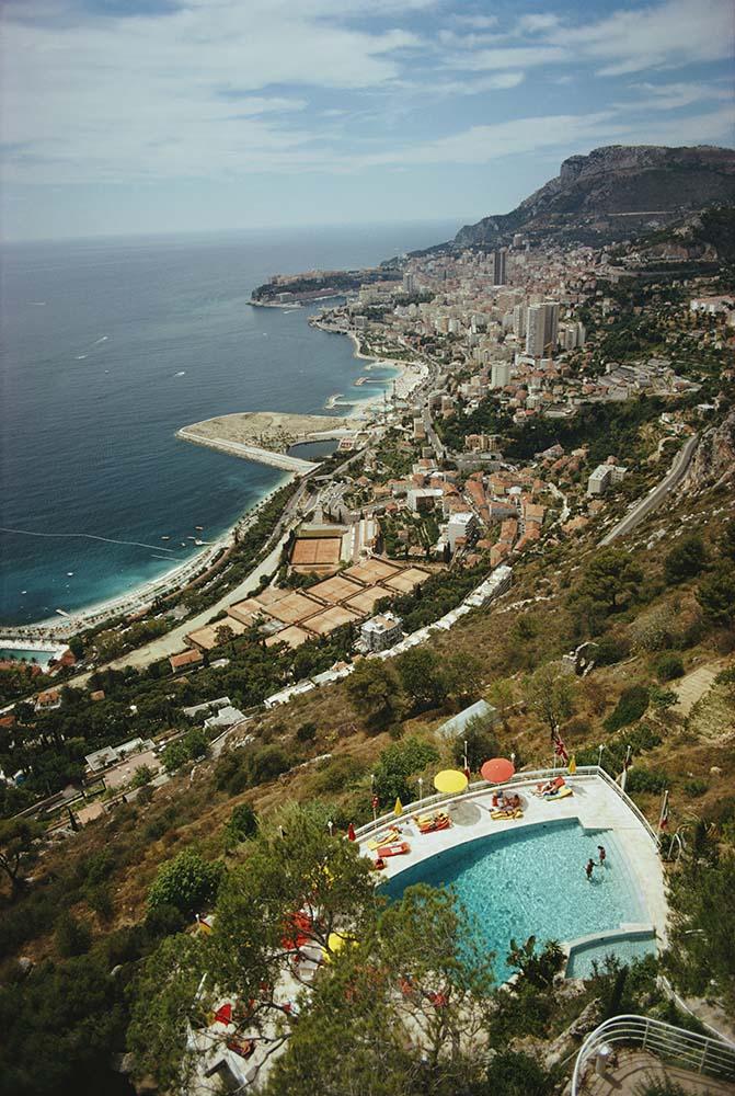 Roquebrune-Cap-Martin fine art photography