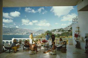 Guests At Villa Nirvana