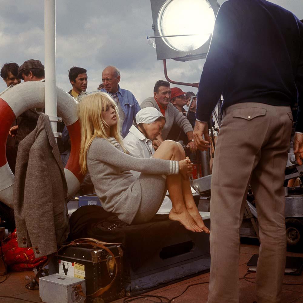 Brigitte Bardot fine art photography