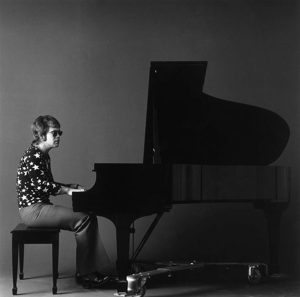 Elton John fine art photography