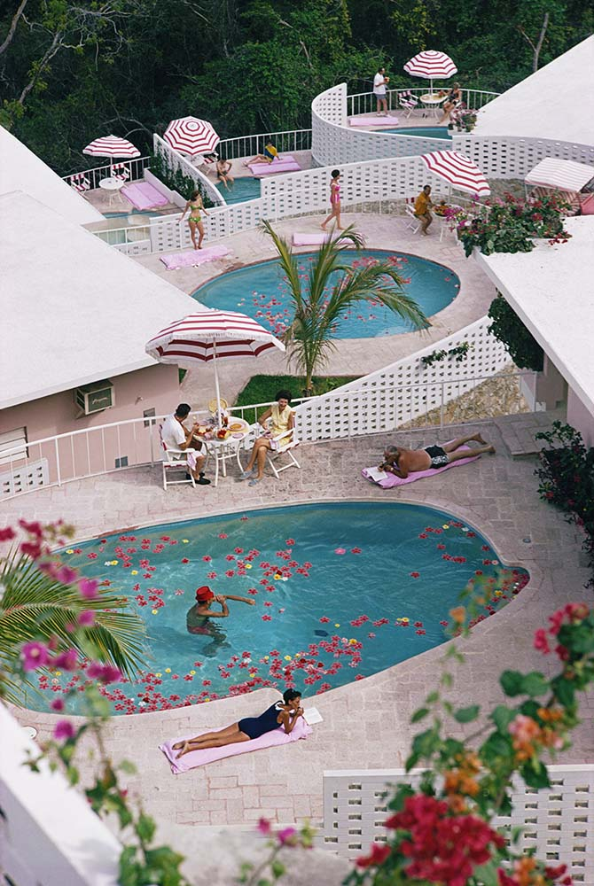 Las Brisas Hotel fine art photography