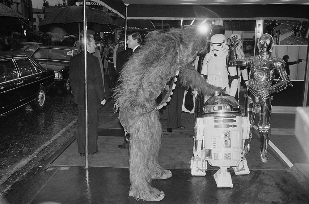 The Empire Strikes Back Premiere fine art photography