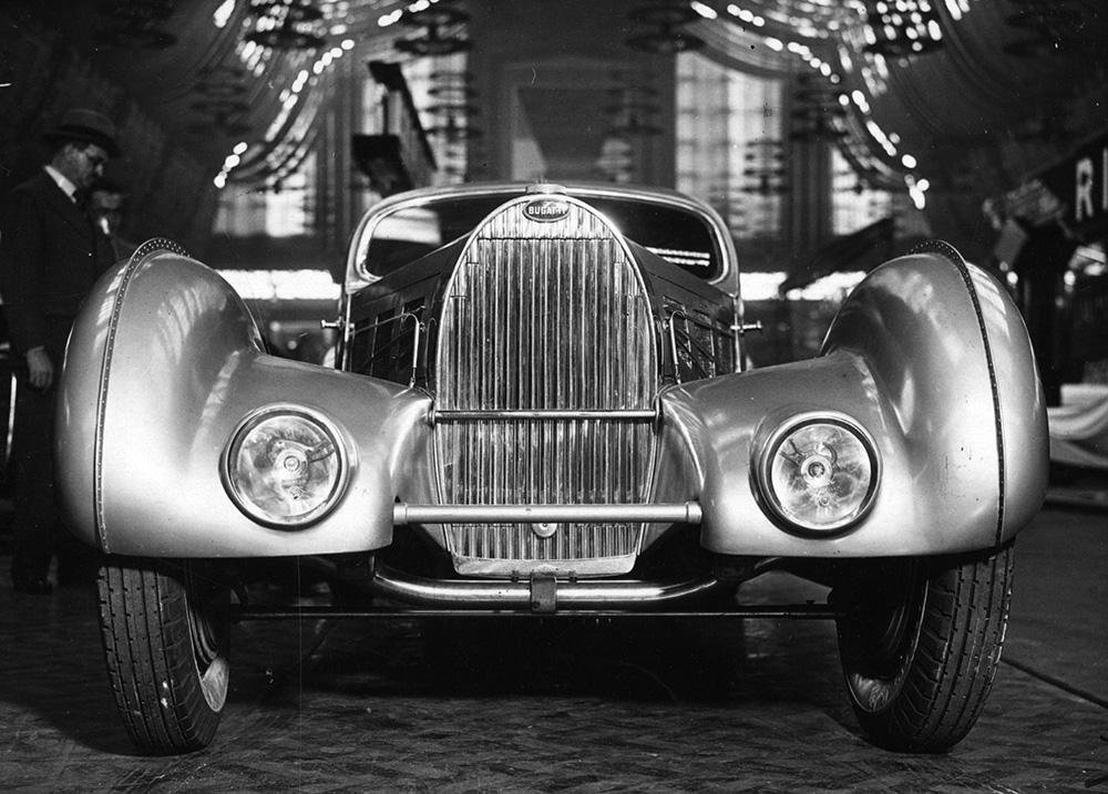 Bugatti fine art photography