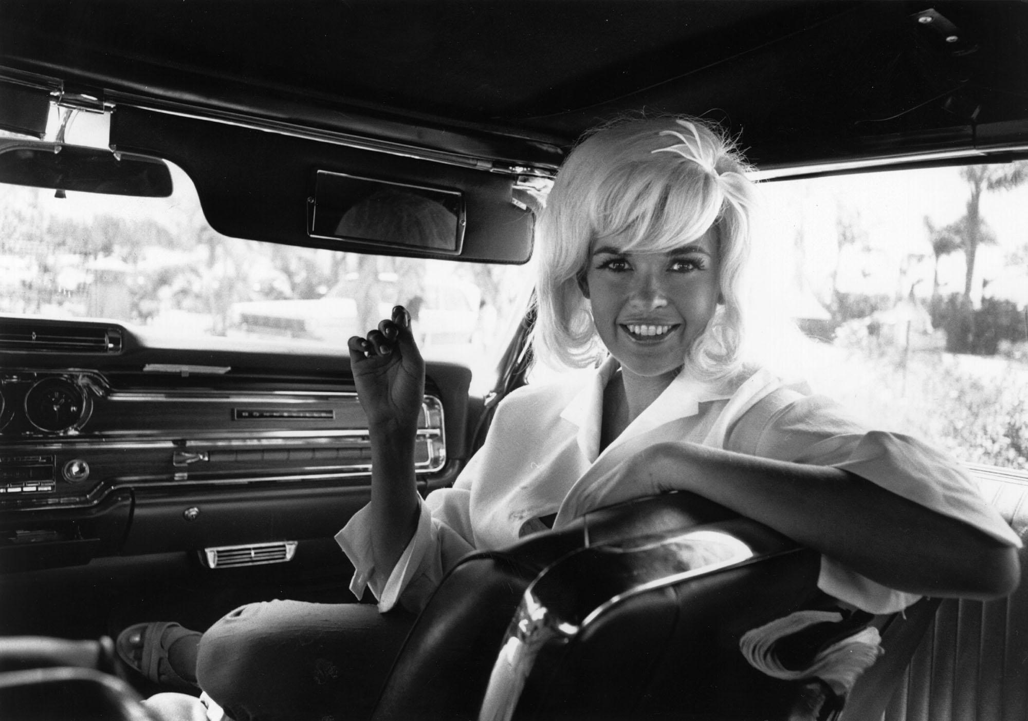 Jayne Mansfield fine art photography