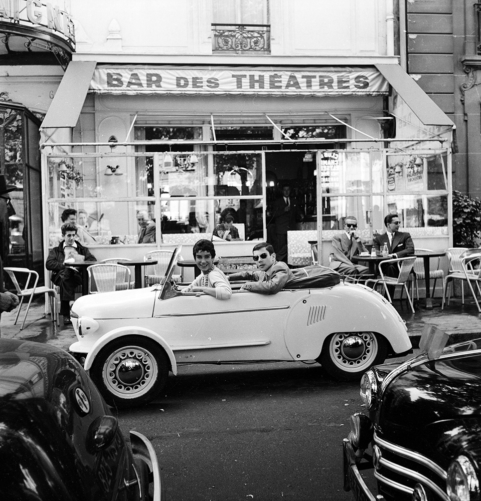 Day Out In Paris fine art photography