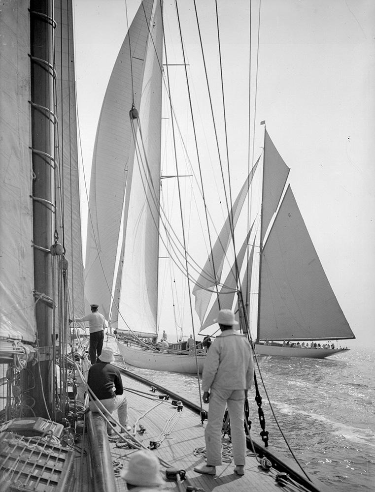 Yachts Sailing fine art photography