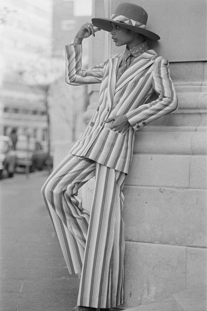 Stripy Chic fine art photography