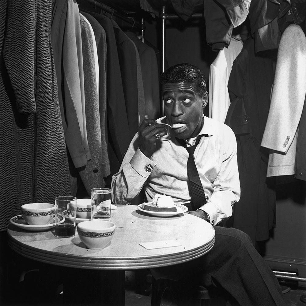 Sammy Davis Jnr fine art photography