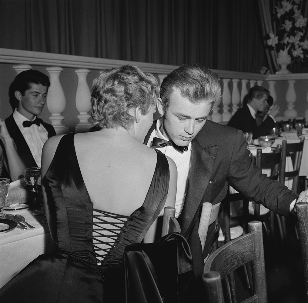 James Dean And Ursula Andress fine art photography