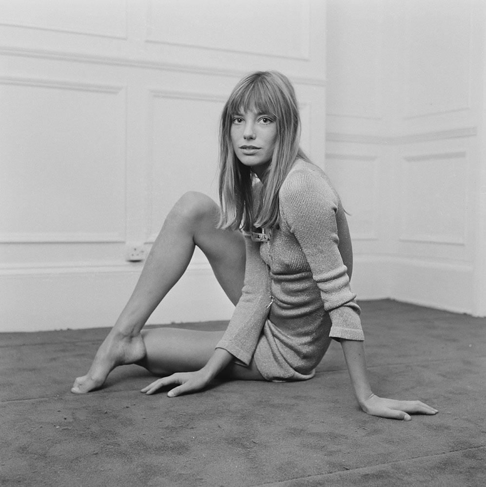 Jane Birkin fine art photography