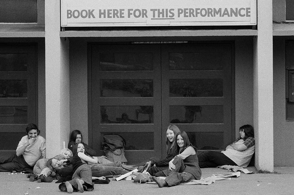 Bolan At Wembley fine art photography