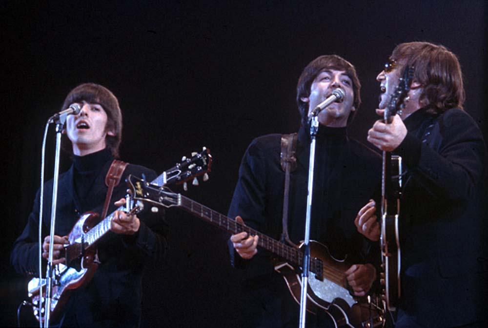 The Beatles' Final UK Concert fine art photography