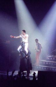 Queen At Wembley Arena