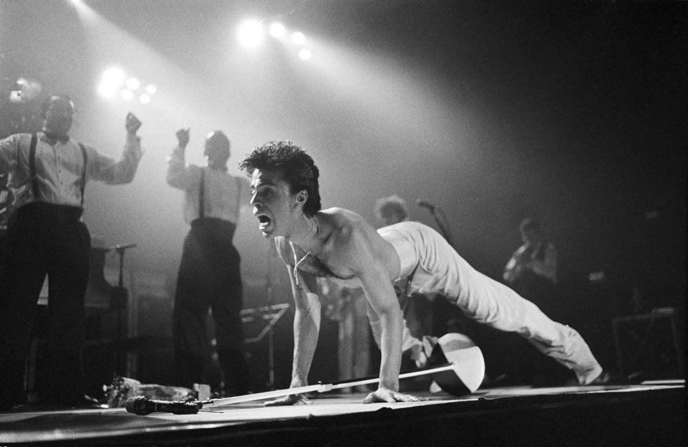 Prince At Wembley fine art photography