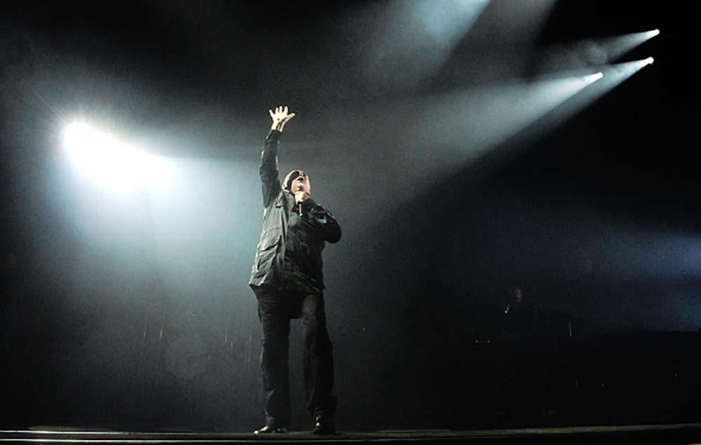 Peter Gabriel At Wembley Arena fine art photography