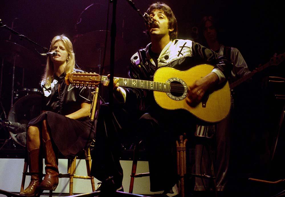 Paul & Linda McCartney fine art photography