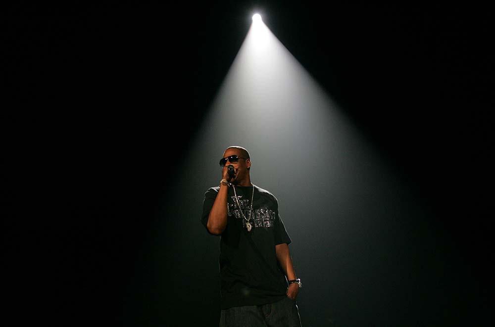 Jay Z At Wembley Arena fine art photography