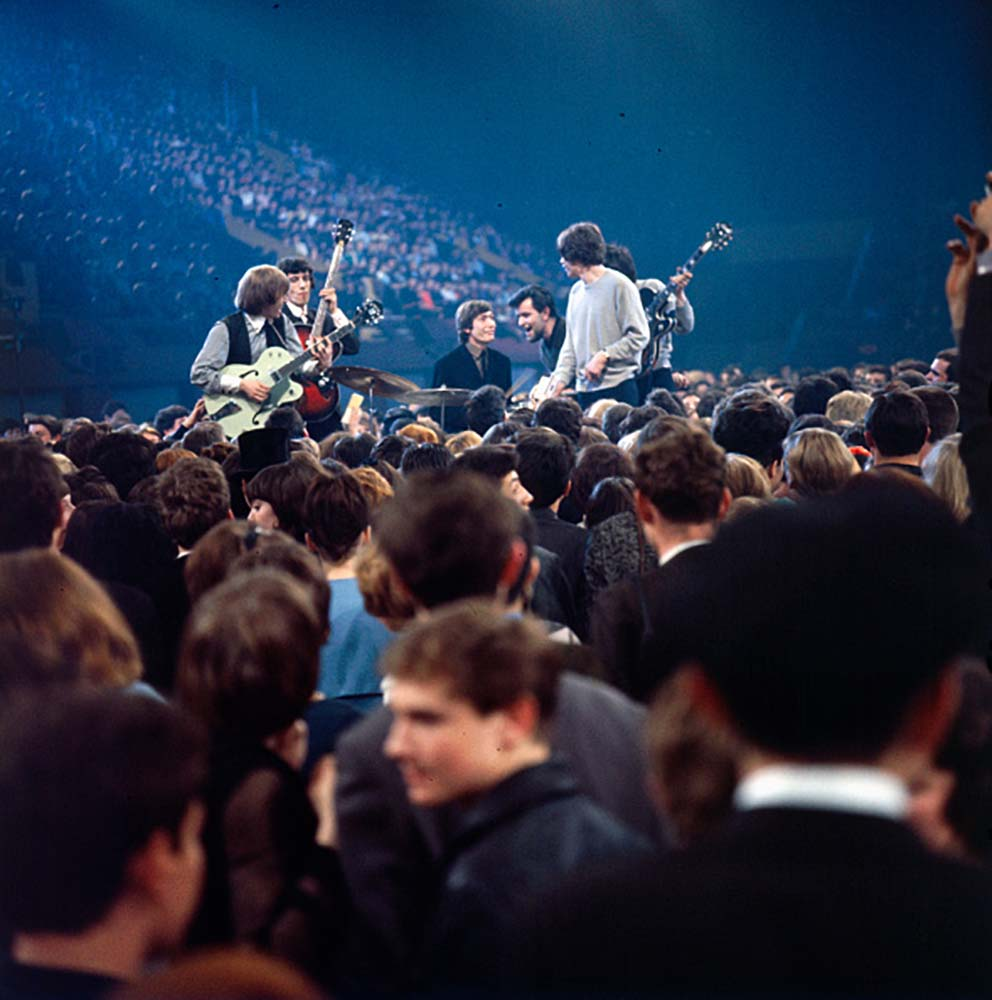 The Rolling Stones Live At The Mod Ball fine art photography