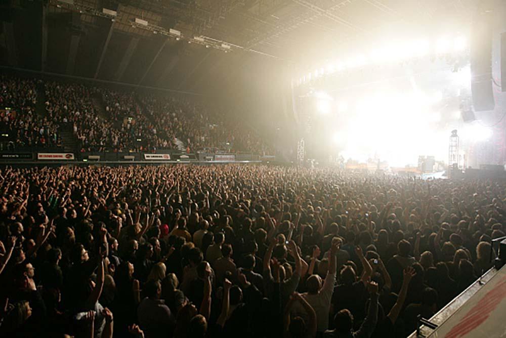 Kaiser Chiefs At Wembley Arena fine art photography