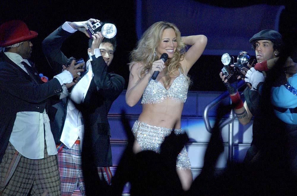 Mariah Carey At Wembley Arena fine art photography