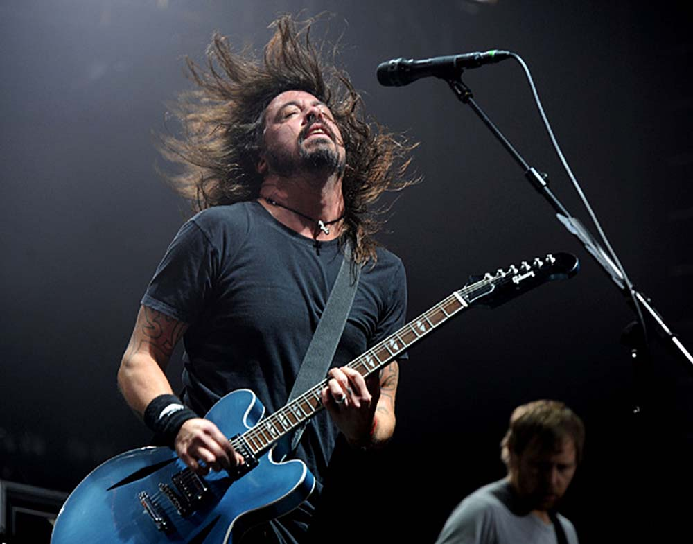 Foo Fighters At Wembley Arena fine art photography