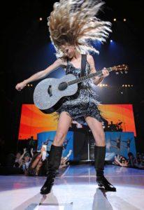 Taylor Swift At Wembley Arena