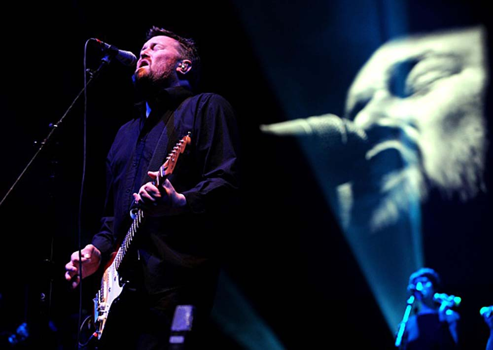 Elbow At Wembley Arena fine art photography