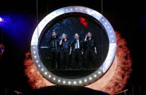 Westlife At Wembley Arena