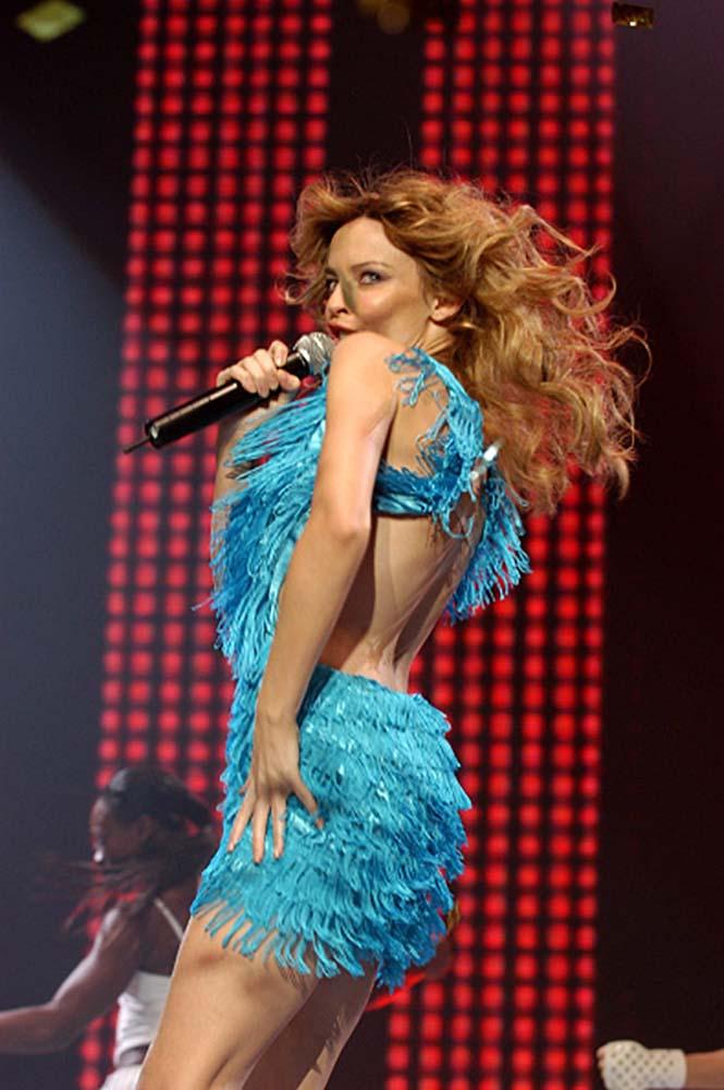 Kylie Minogue fine art photography
