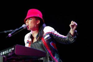 Alicia Keys At Wembley
